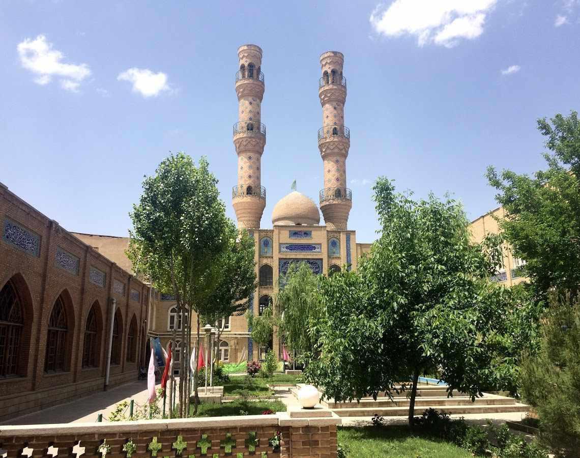 مسجد جامع تبریز