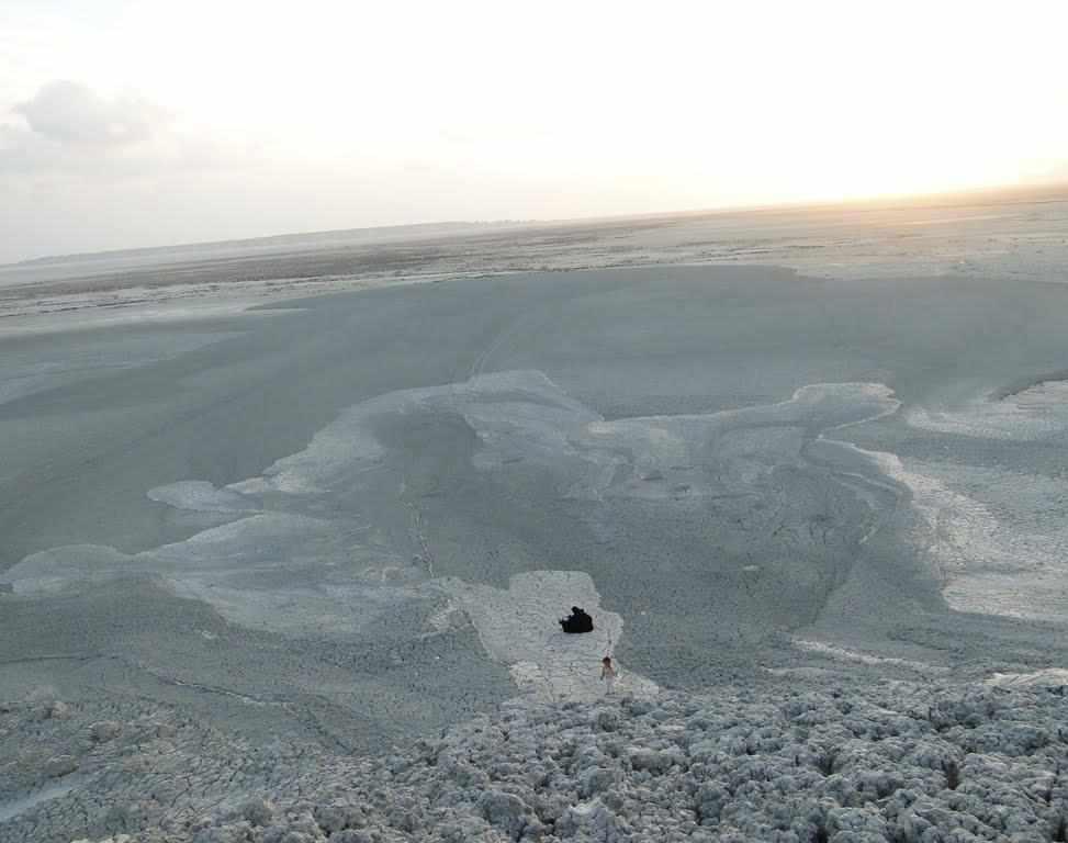 گل فشان تنگ، حیرت انگیز ترین پدیده ی سیستان و بلوچستان