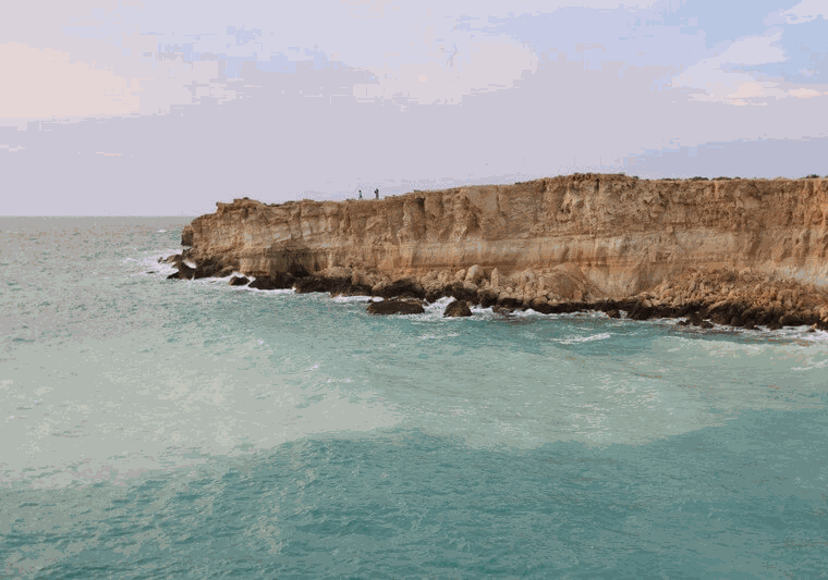 منطقه حفاظت شده و پارک ملی دریایی نایبند
