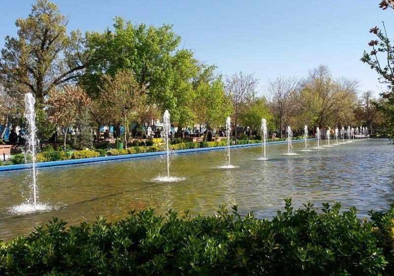 باغ گلستان تبریز، قدیمی ترین پارک شهر