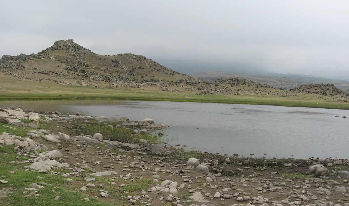 تالاب یوسفلو، چشم انداز زیبای شهرستان اهر