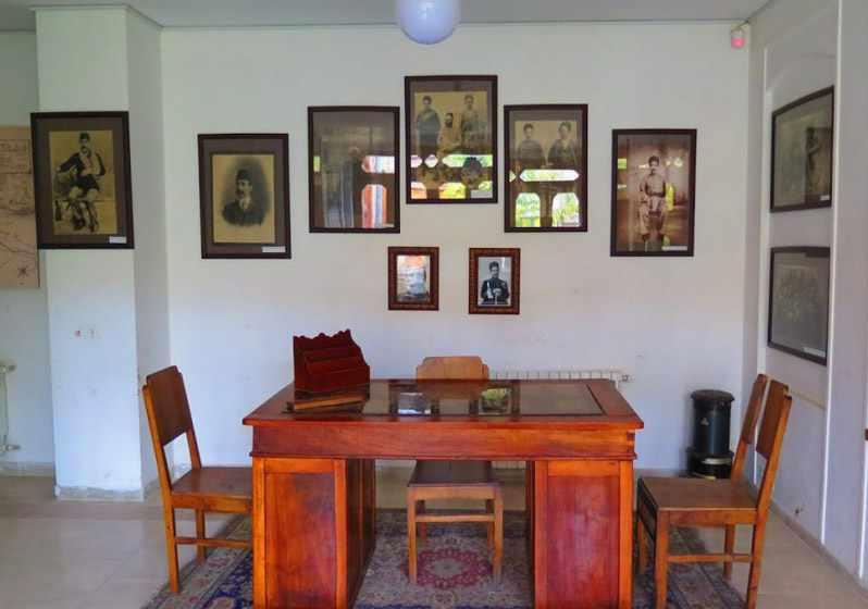 خانه تاریخی علی موسیو