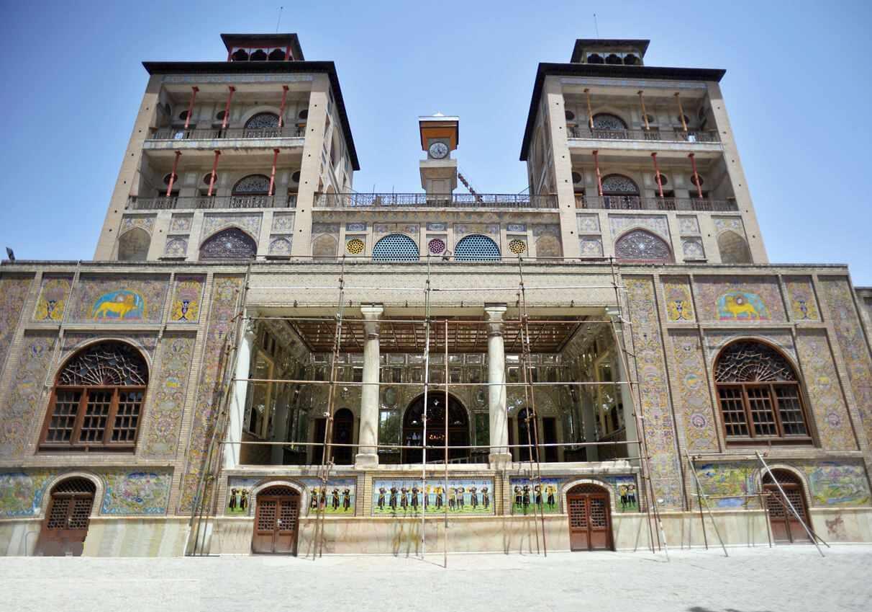 شمس العماره، نخستین بنای بلند تهران