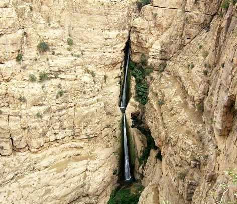 آبشار سرکند دیزج