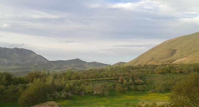 روستای الماس، جواهری در آذربایجان شرقی