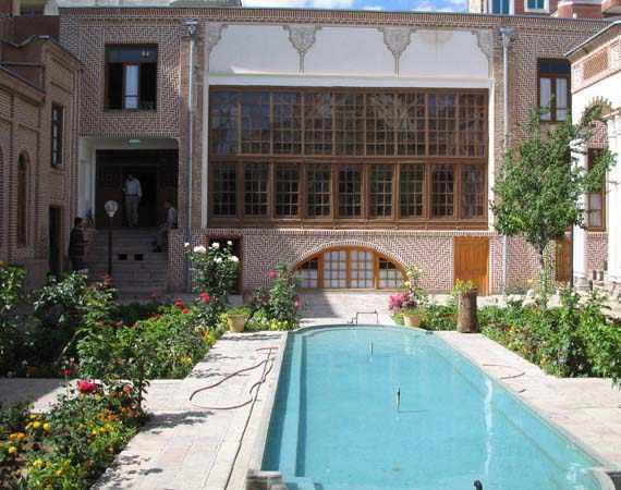 موزه سنجش، خانه تاریخی سلماسی