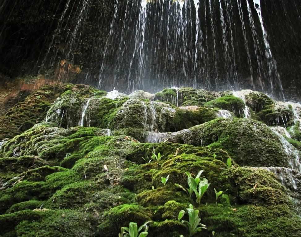 آبشار آسیاب خرابه، جادوی طبیعت جلفا