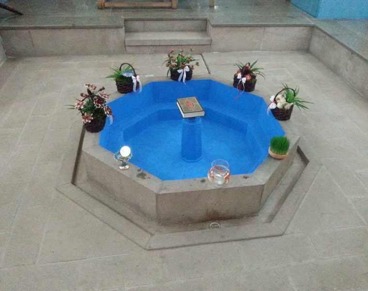 گرمابه مهرآباد بناب، موزه مردم شناسی جنوب سهند