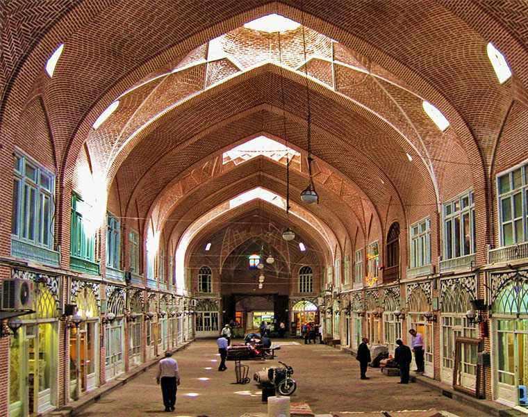بازار بزرگ تبریز، نبض چند صد ساله اقتصاد تبریز