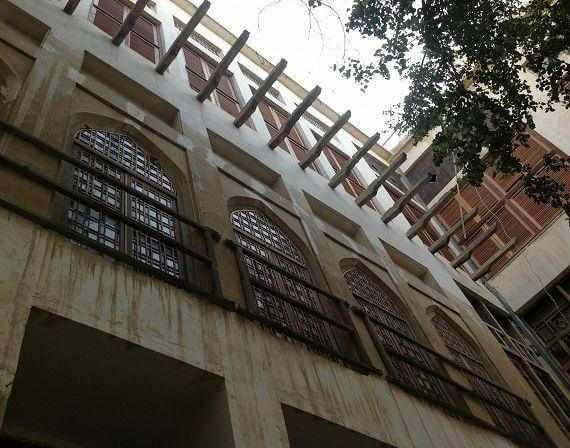 عمارت دهدشتی اولین عمارت 4 طبقه بوشهر