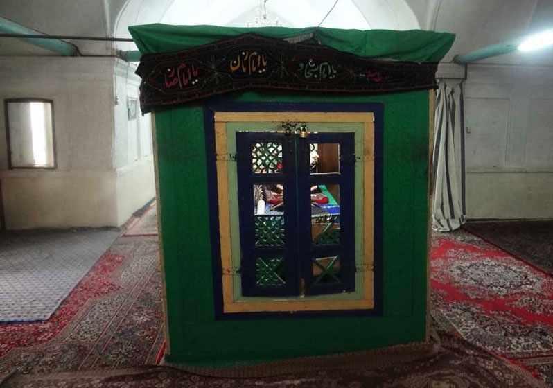 امام زاده اسماعیل میمند