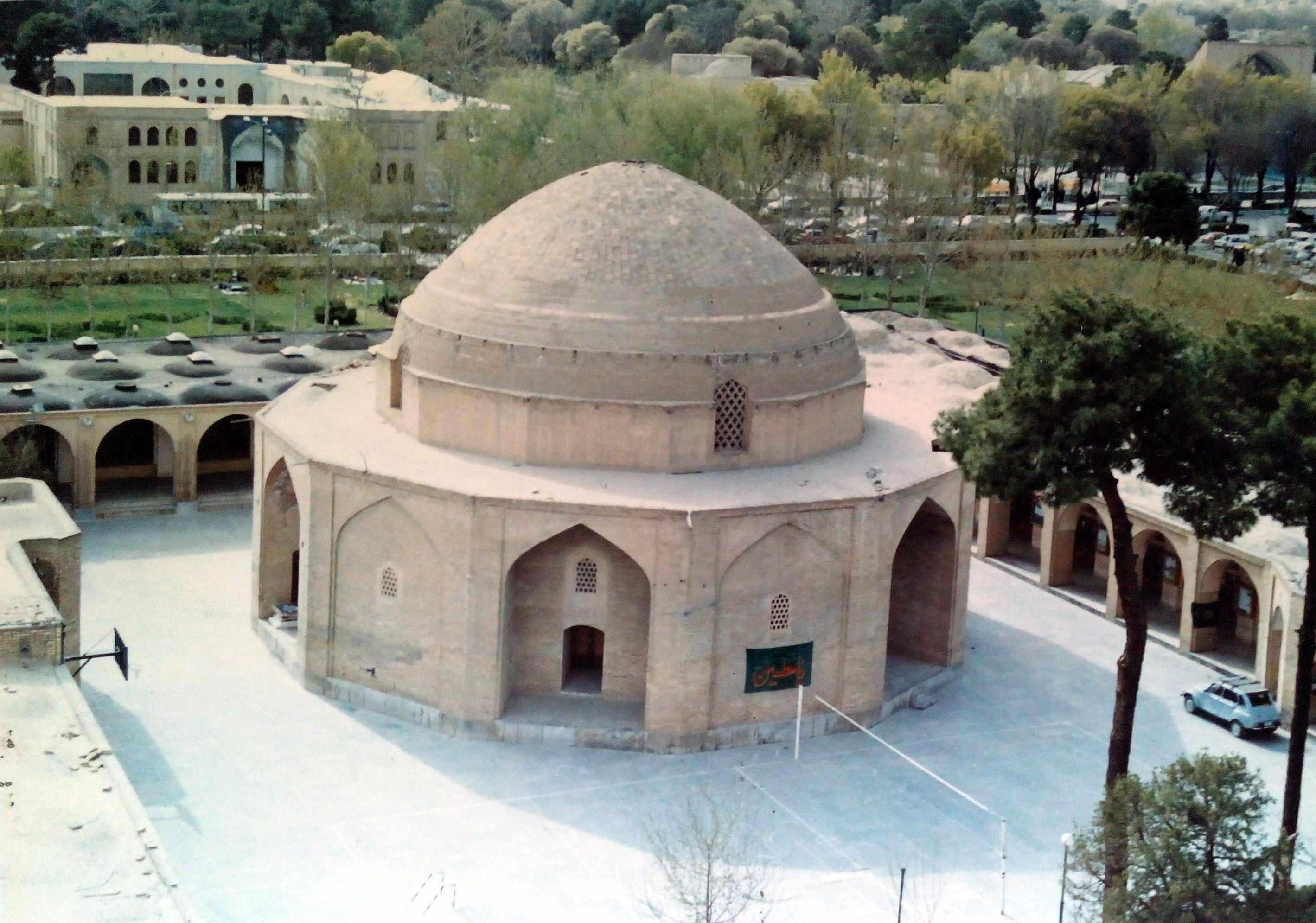 توحیدخانه اصفهان