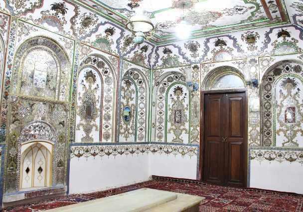 انگورستان ملک اصفهان