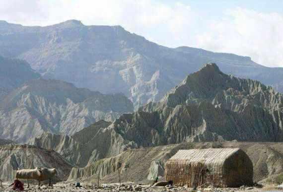 غار گواتامک ایرندگان،غار زیبای سیستان و بلوچستان