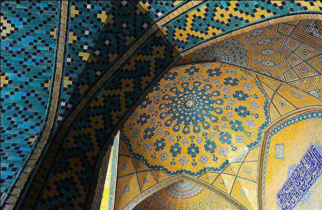 مدرسه چهار باغ اصفهان