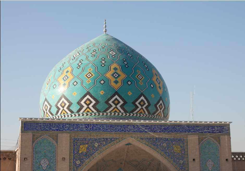 مسجد رکن الملک اصفهان