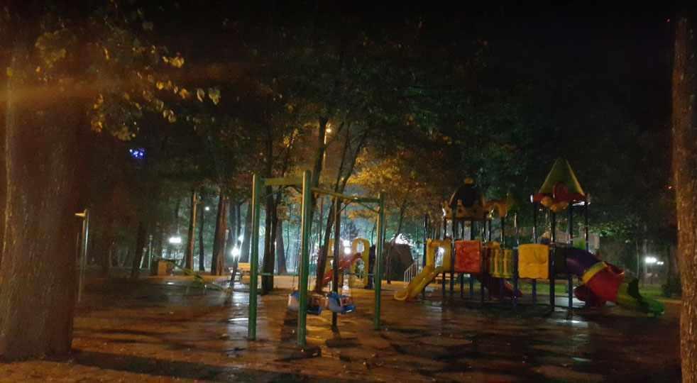 پارک ملت رشت