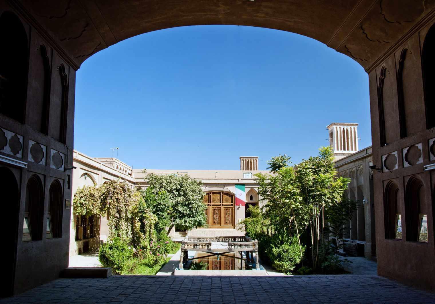 خانه لاری ها، جلوه هنر ایرانی