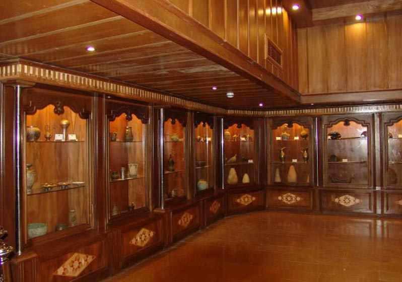 موزه شاهچراغ
