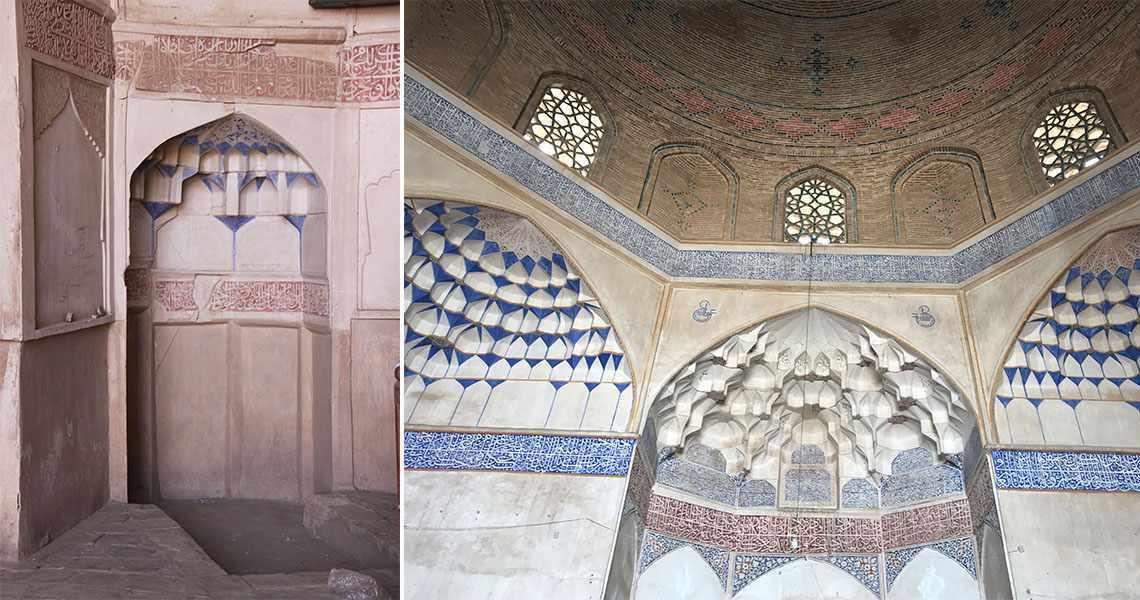 مسجد جامع کاشان