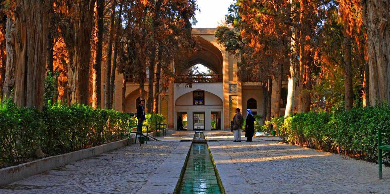باغ فین کاشان، از باغ های بی نظیر ایران