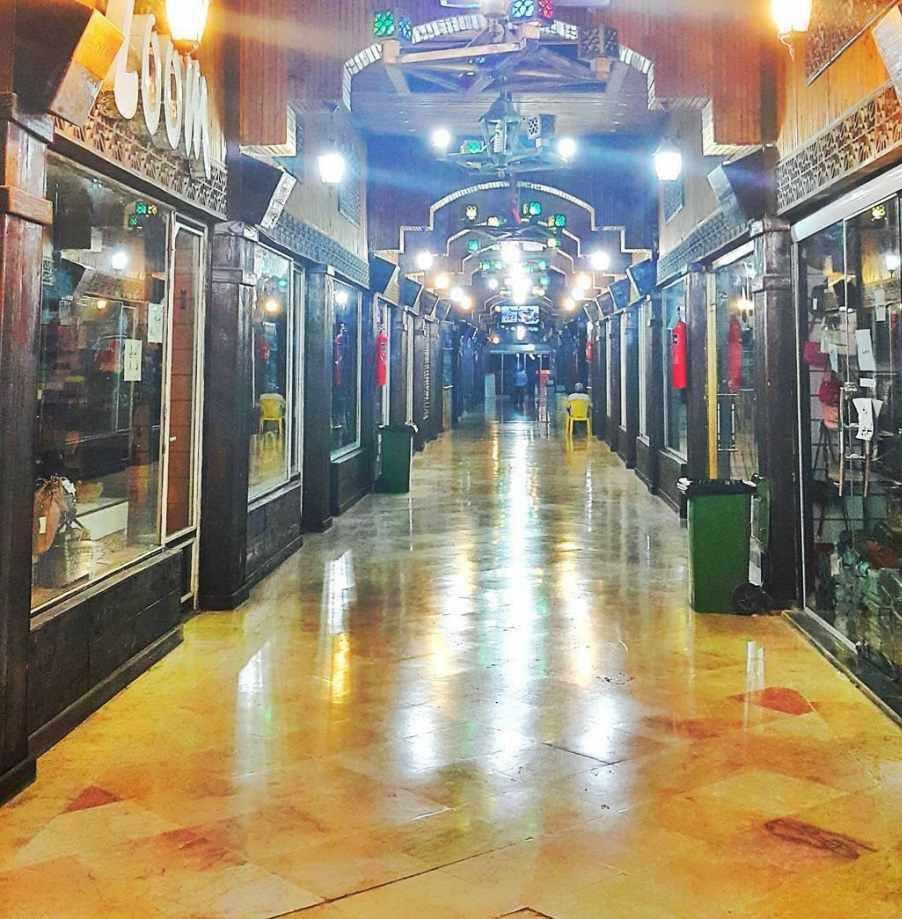 درگهان، مراکز خرید قشم