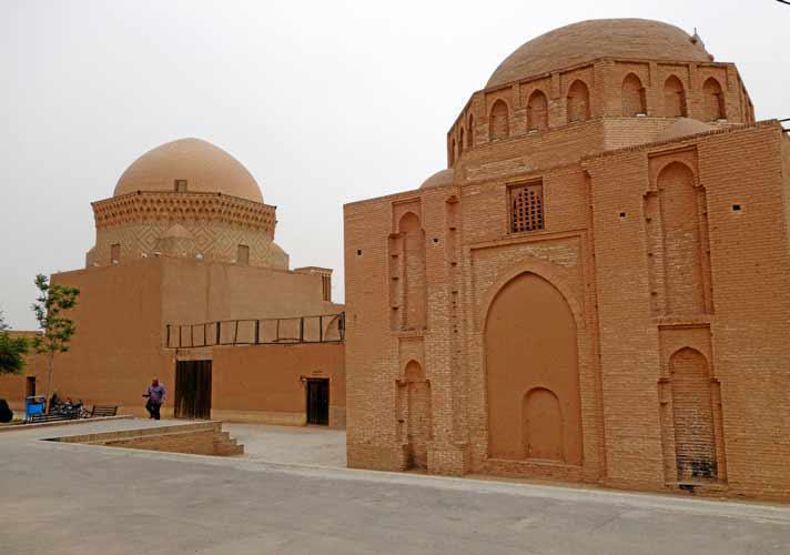 بقعه دوازده امام، قدیمی ترین آثار تاریخی یزد
