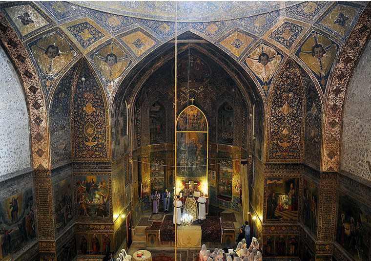 کلیسای بیت اللحم اصفهان