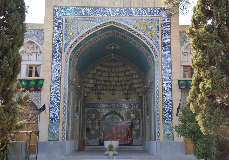 مدرسه صدر بازار اصفهان