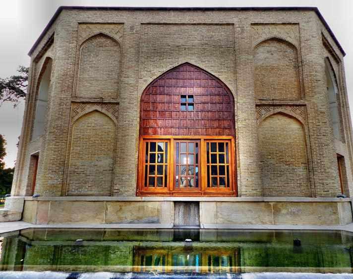 باغ جهان نما، نگینی در خیابان حافظیه شیراز