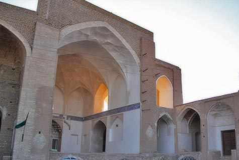 مدرسه کاسه گران اصفهان