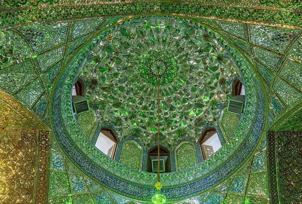 آرامگاه علی ابن حمزه