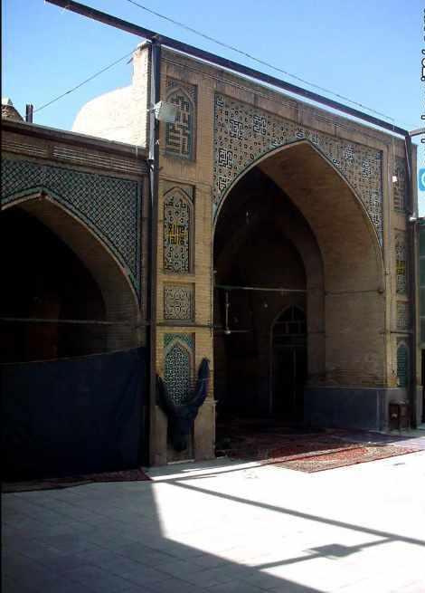 مسجد ایلچی اصفهان