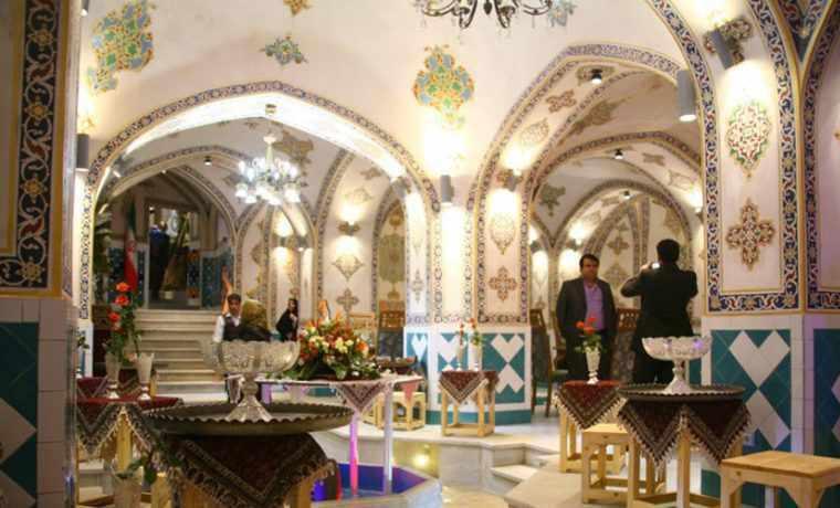 حمام جارچی باشی، حمام تاریخی اصفهان