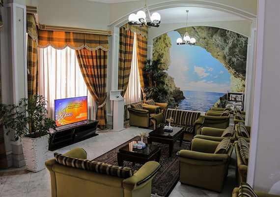هتل جهانگردی بیرجند