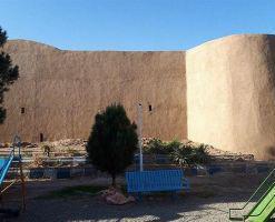 قلعه تاریخی خوسف