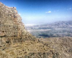 کوه سبزپوشان شیراز