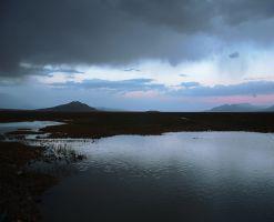 دریاچه کافتر اقلید