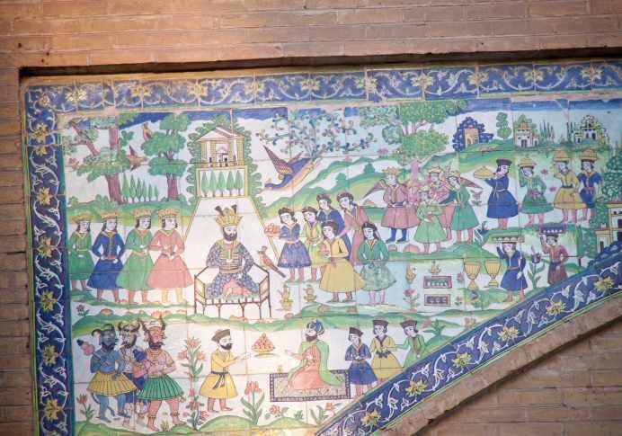 باغ نظر، موزه پارس
