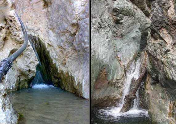 آبشار گیوک