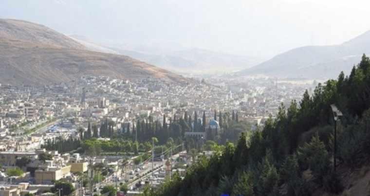 پارک قلعه بندر، پارک کوهستان