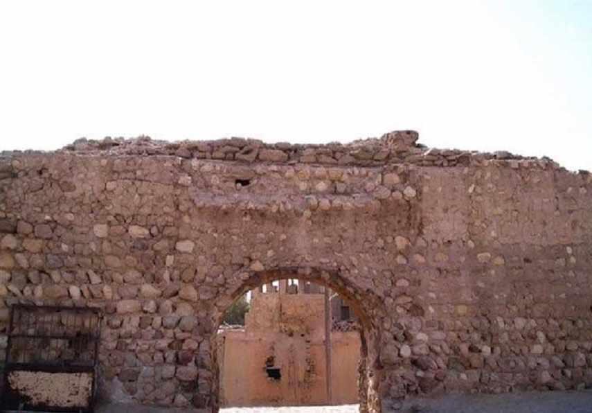 قلعه نادری قشم