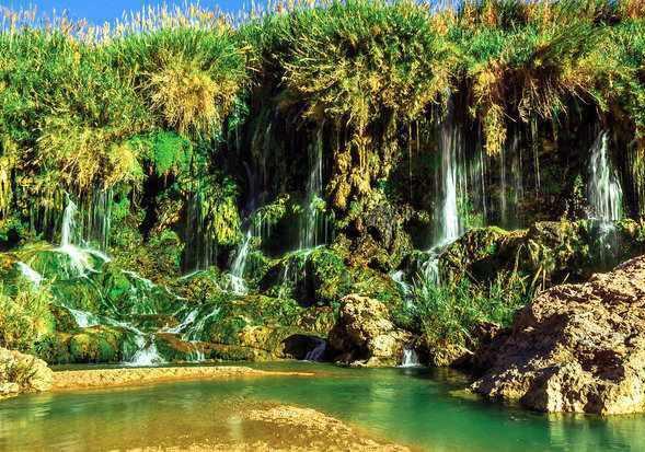 آبشار فدامی