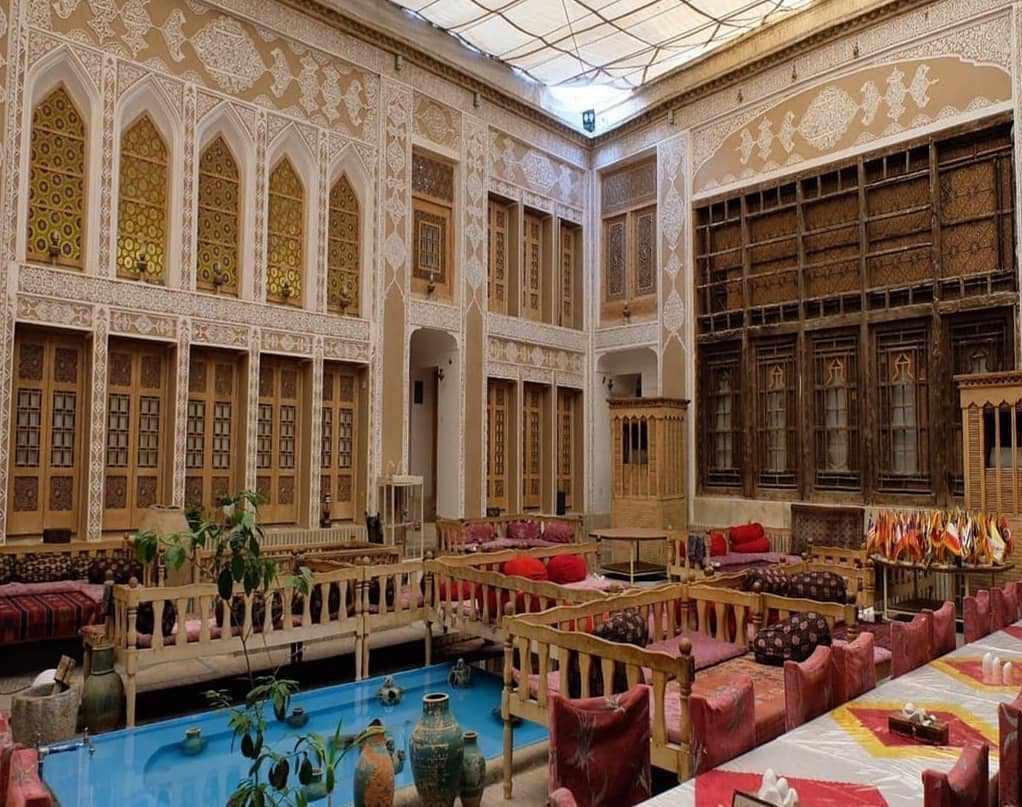 خانه ملک التجار یزد