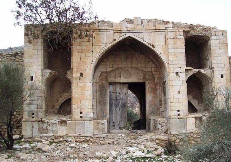 گردشگاه میان کتل شیراز