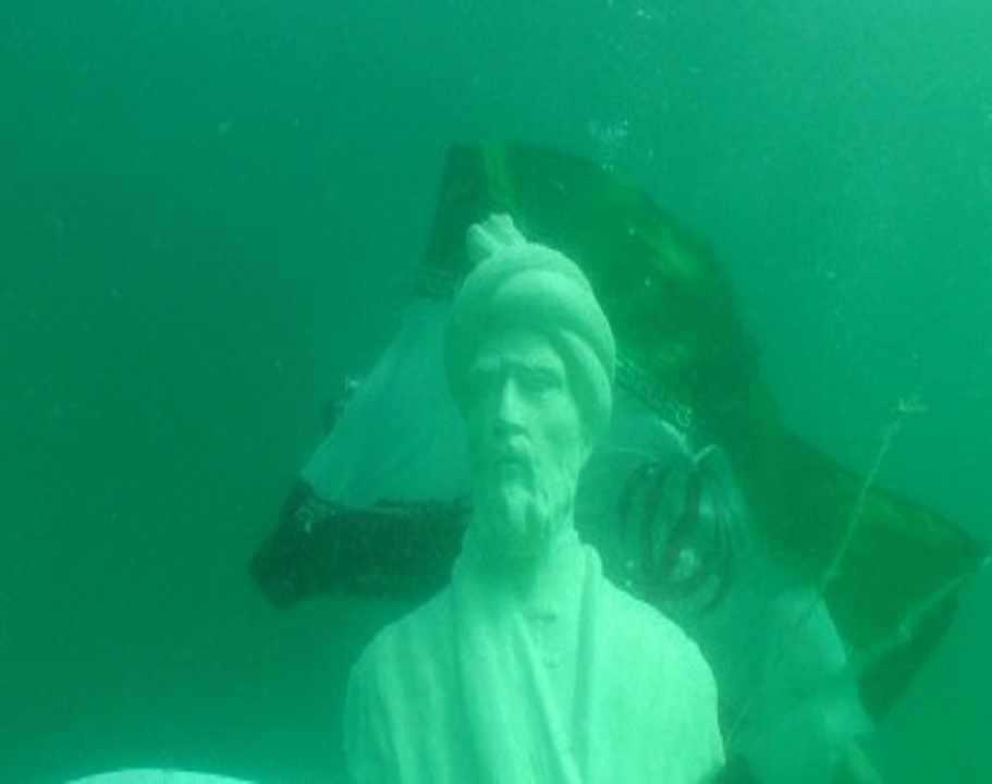 موزه زیر آب غدیر، اولین موزه زیرآب در ایران