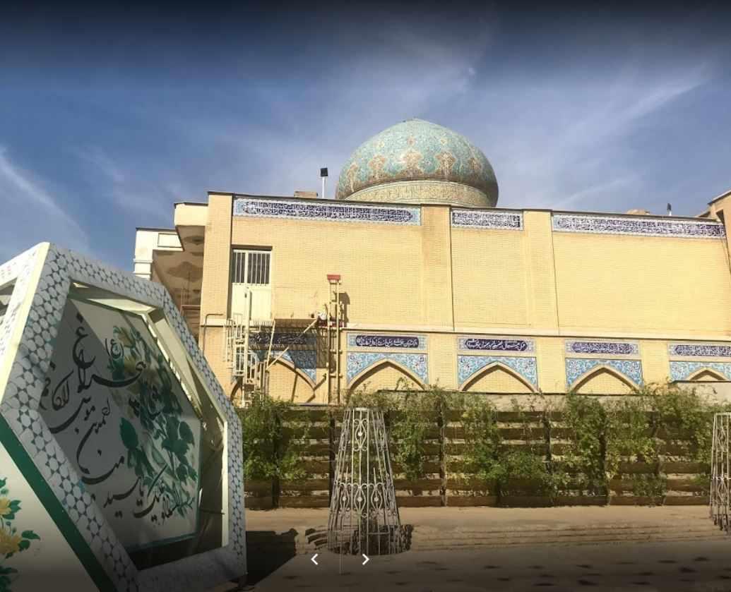 مسجد نو شیراز، بزرگترین مسجد ایران
