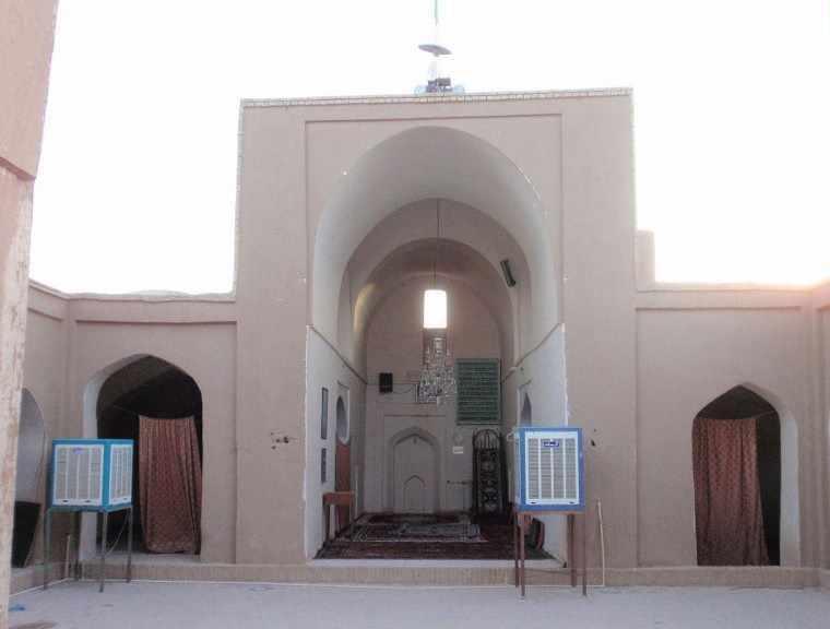 مسجد جامع رقه