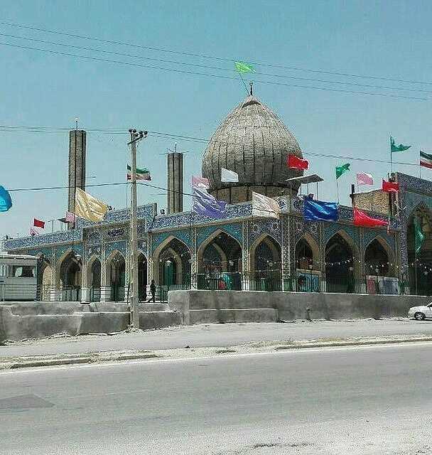 پارک جنگلی امامزاده سید حسین (ع) کازرون