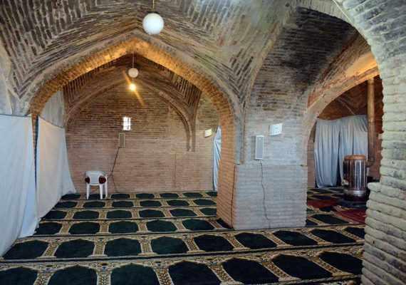 باشکوه ترین مسجد درمیان
